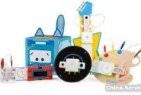 让孩子们真正轻松上手的编程玩具——Makeblock 神经元可编程教育积木