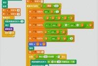 ▷Scratch课堂丨数学之美-蝴蝶曲线