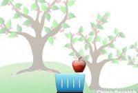 每周一课 | Scratch:我有一片果园