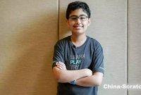 5岁学编程,13岁涉及人工智能,领跑少年的开挂人生?