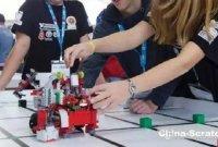 学习乐高机器人编程,哪些比赛的证书含金量最高!