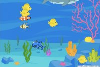 10分钟用scratch写一个大鱼吃小鱼的小游戏