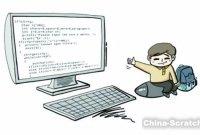 小孩子使用的Scratch编程与程序员工作中使用的编程有什么区别?