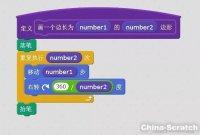 Scratch第十五讲:制作新的积木