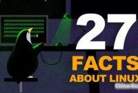 Linux 27 周年,这27 件相关的趣事你可能不知道