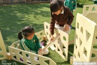 STEM幼儿园中的STEM教育