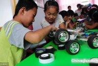 那些给孩子学的图形化机器人编程是什么东东