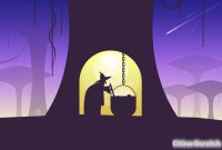 Scratch小课题:解救公主和王子 | 一日一编程