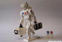 乐高MOC作品欣赏:宇航员及其他